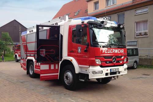 Feuerwehr Dorf Wehlen