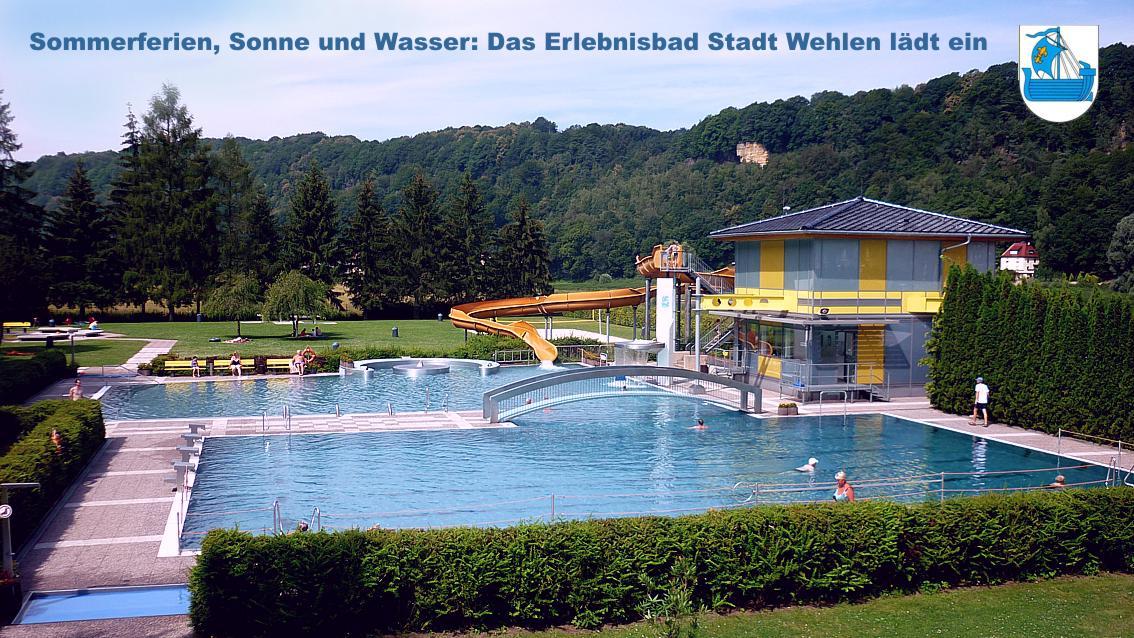 Freibad Stadt Wehlen 2016