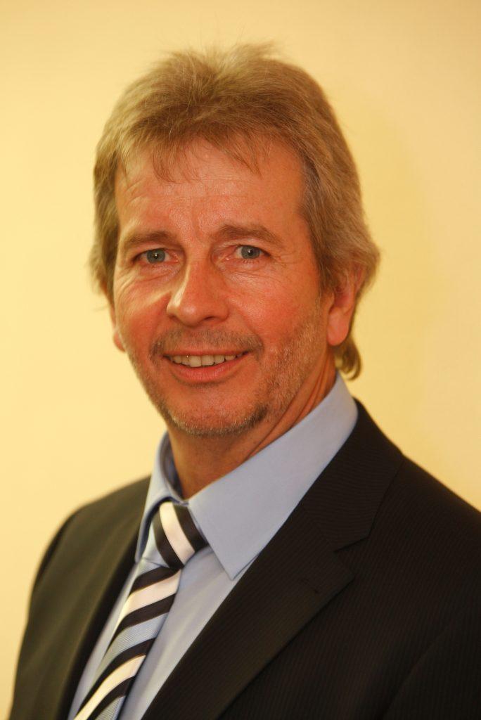 Bürgermeister Klaus Tittel