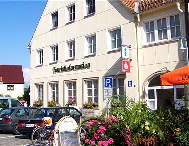 Touristinfo Stadt Wehlen