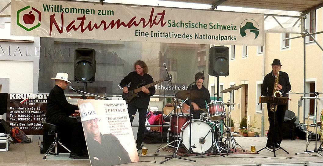 Naturmarkt Stadt Wehlen 2013 Thomas Stelzer