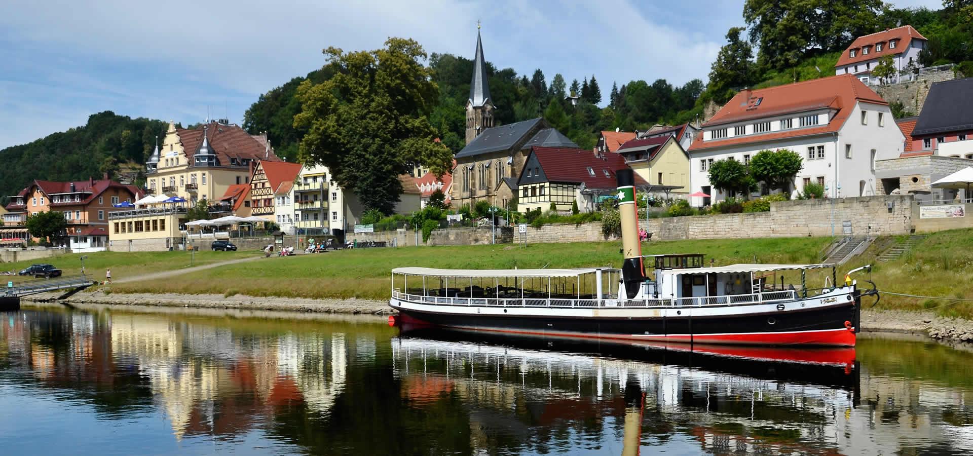 Stadt Wehlen Kaltwintergarten